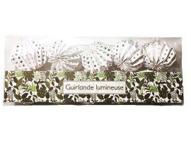 Guirlande lumineuse blanche