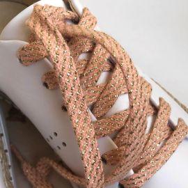 Paire de lacets fard