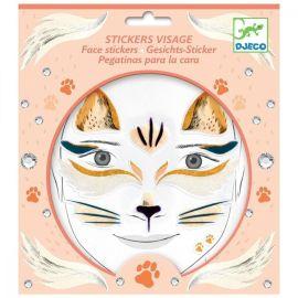 Stickers visage chat