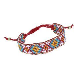 Bracelet brésilien perles indiennes