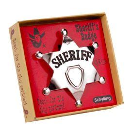Badge etoile de sherif