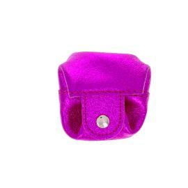 Porte monnaie rose fuchsia