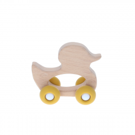 Canard roues silicone