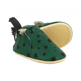 Chaussons sapin encre 6-12 mois