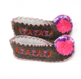 Chaussons enfant Eefje taille 28-29