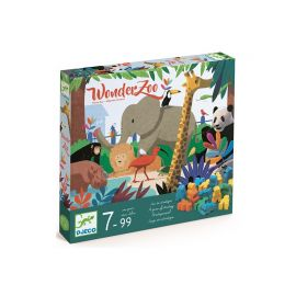 Jeux de societe WonderZoo