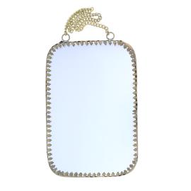 Grand miroir rectangle arrondi