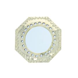 Miroir marocain octogonal