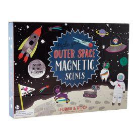 Tableau magnetique dans l'espace