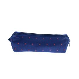 trousse-bleue-marine-motif-coeurs
